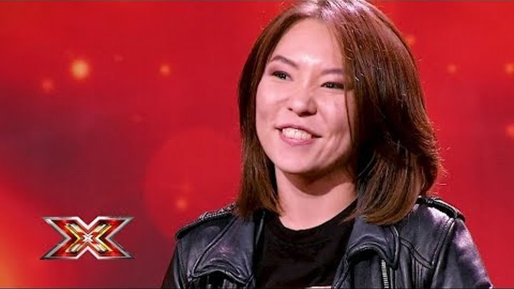 Айнур Абдиева. X Factor Казахстан. Прослушивания. 7 сезон. Эпизод 2.
