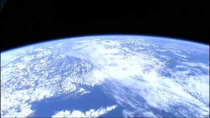 Video by satellite in real time(видео со спутника в реальном времени)