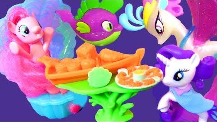 👍My Little Pony the Movie Май Литл Пони Мультик MLP Мультики для Детей #Детский Канал #Игрушки
