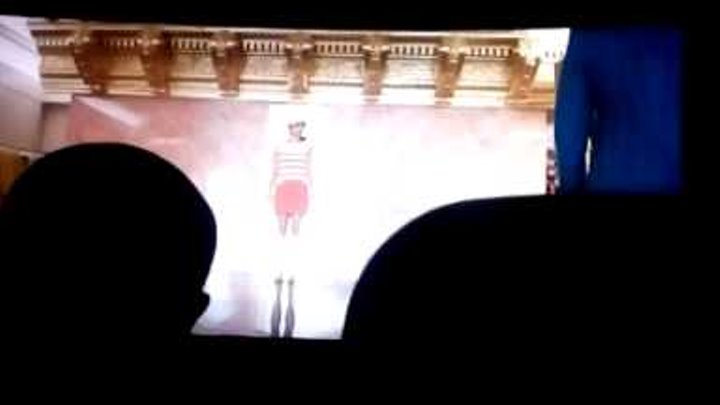 Агенты АНКЛ - Украинский дубляж фильма