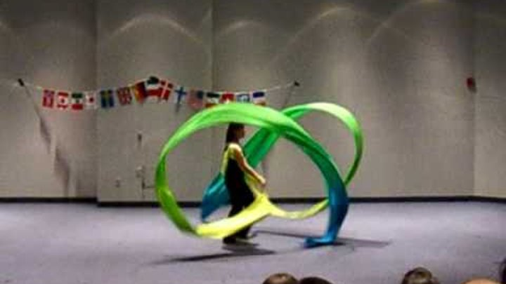 Ribbon Dance: A Night Around the World