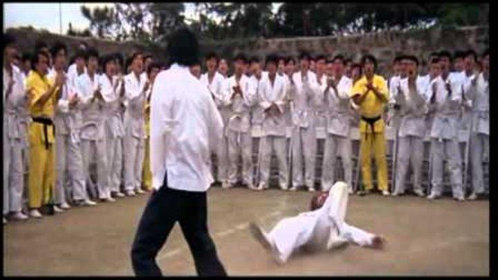 Бои Брюс Ли. Fights of Bruce Lee