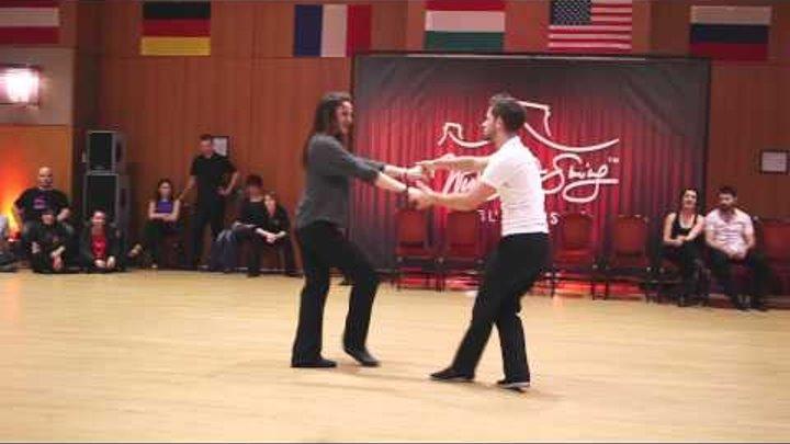 Maxime Zzaoui & Virginie Grondin - Teachers presentation Budafest 2015