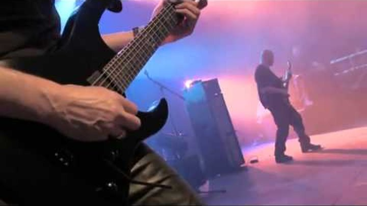 Coroner - Divine Step (Conspectu Mortis) Live At Hellfest 2011
