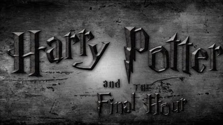 Гарри Поттер. Harry Potter Final Hour от X-Ray Dog