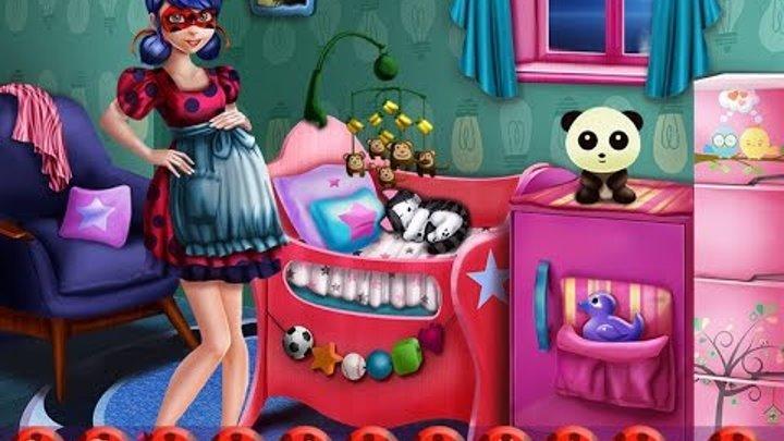 NEW мультики для девочек про принцесс—Леди Баг украшение детской—Игры для детей