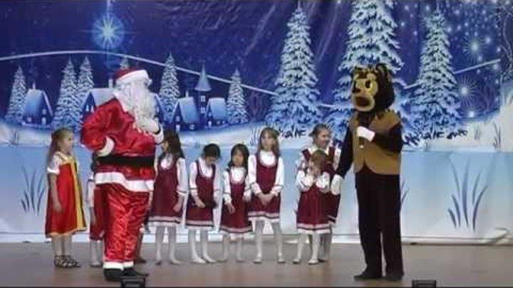 Санта Клаус в стране Ругории ч. 3