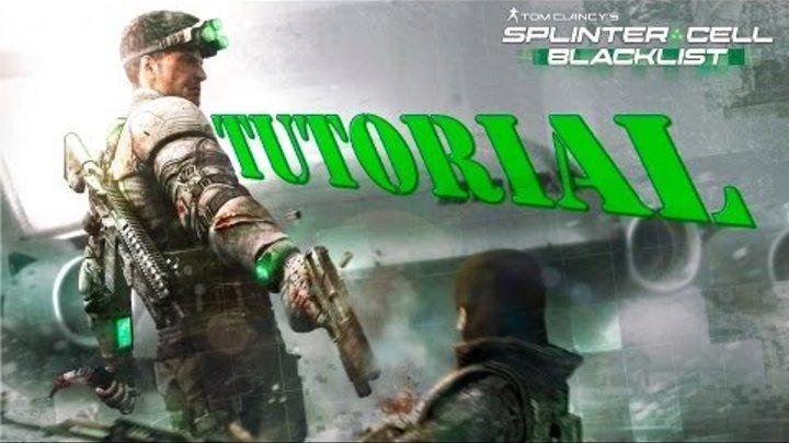 Туториал по установке игры Splinter Cell Blacklist