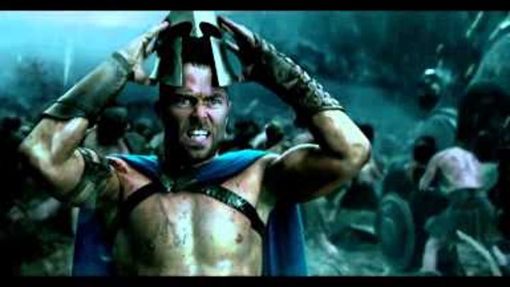 300 спартанцев: Расцвет империи - Официальный трейлер | Фрэнк Миллер | 2013 HD