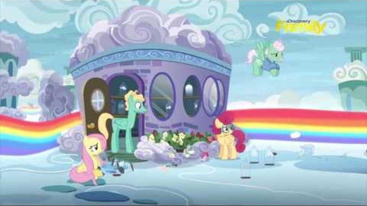 Мой маленький пони Дружба Это Чудо 6 сезон 11 серия Flutter Brutter