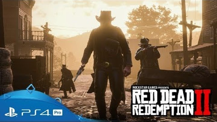 Red Dead Redemption 2 | Трейлер игрового процесса | PS4