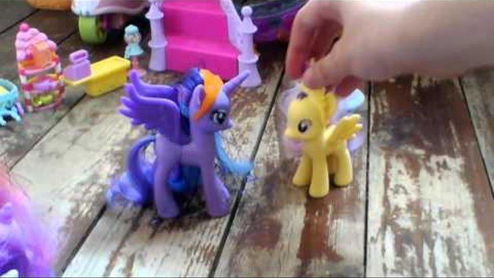 Мой маленький пони 1 сезон 5 серия