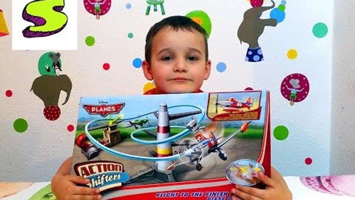 Самолетик Дасти!!! Disney Planes Dusty!!!