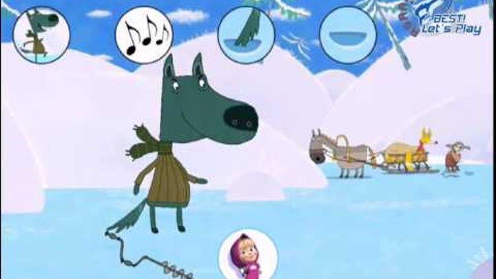 Машины сказки: Волк и Лиса [Full Lets Play] by Рома Graf