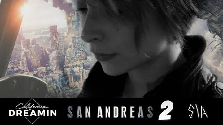 Sia - California Dreamin' - (San Andreas OST) - Cover by Lies of Love