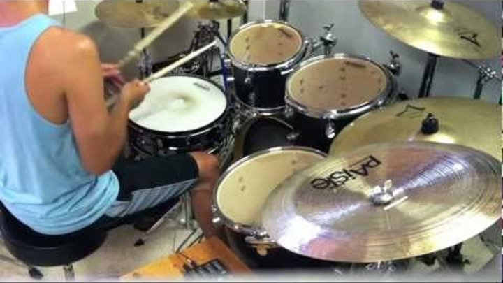 Just Wanna Say by Israel Houghton (Drum Cover by Keith Hardisty)
