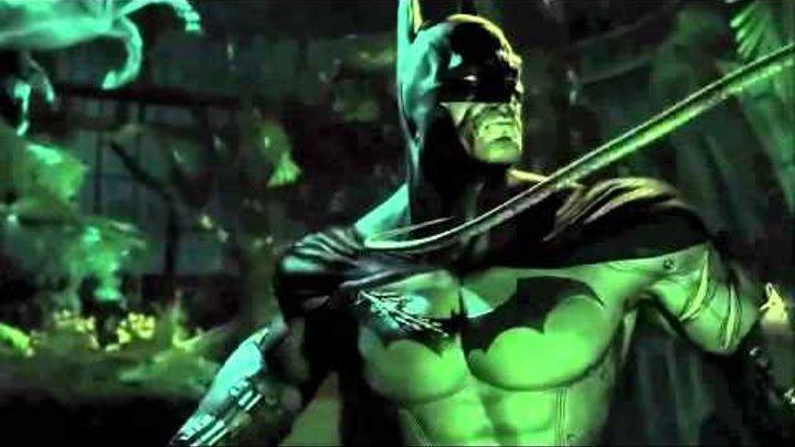 Прохождение игры Batman Arkham Asylum (Часть 12) Крест