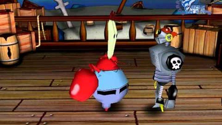 Губка Боб - Битва за лагуну Бикин (10) SpongeBob Battle for Bikini Bottom