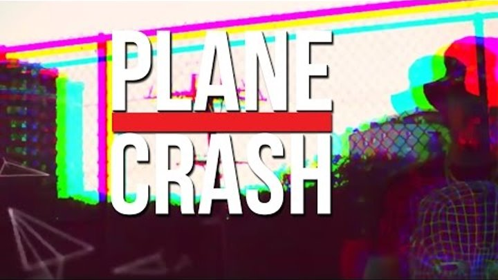 Hyphy Da Spider - Plane Crash ft. JR The Golden Ticket (Music Video)