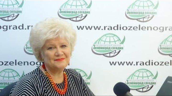 Ирина Грачёва, заместитель главного врача ГКБ им. Кончаловского / Зеленоград сегодня