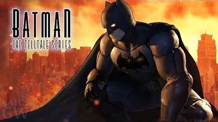 Batman: The Telltale Series ➤Бэтмен - темный рыцарь Готэм-сити. Финал. Part #10