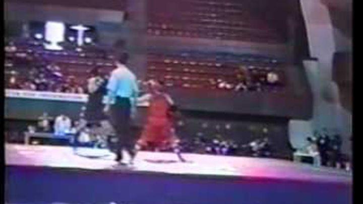 6th World Wushu Championships Armenia 2001 - 80kg Semi-final