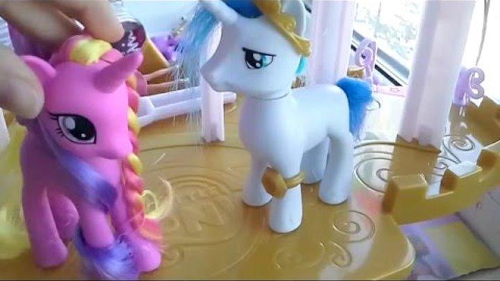 Золушка 8 серия Счастливый конец Мой маленький пони дружба это чудо сериал