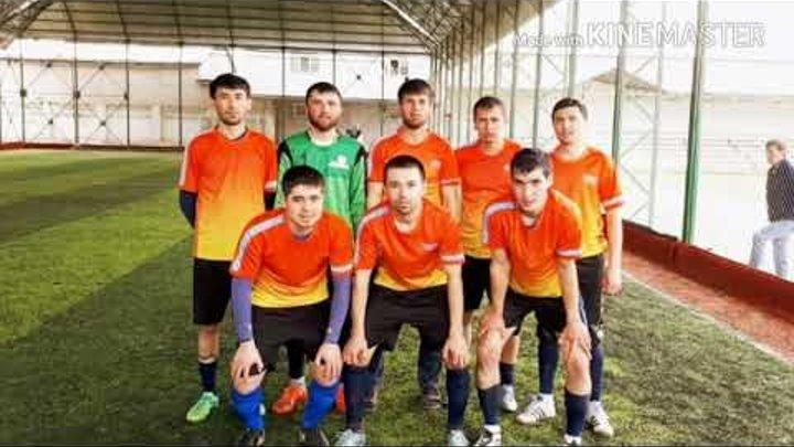 Араван футбольный клуб ДОСТУК / Aravan Futbolnie klub DOSTUK