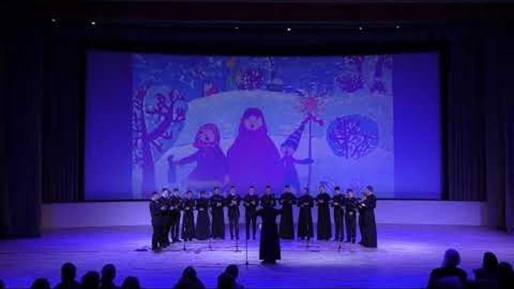 Концерт схиархимандрита Серафима (Бит-Хариби) в кинотеатре Тула