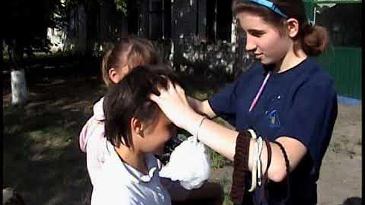 2008 лагерь Харьков 2 часть