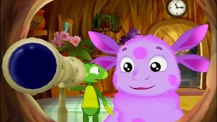 Лунтик и его друзья игры и мультики Хочу все знать Новая серия 2016 года 7 серия Пара облаков