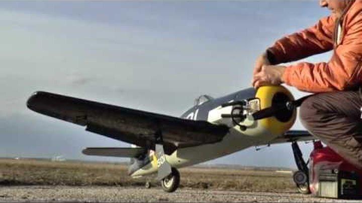 ESM Bearcat F8F Смышляевка Март 2014