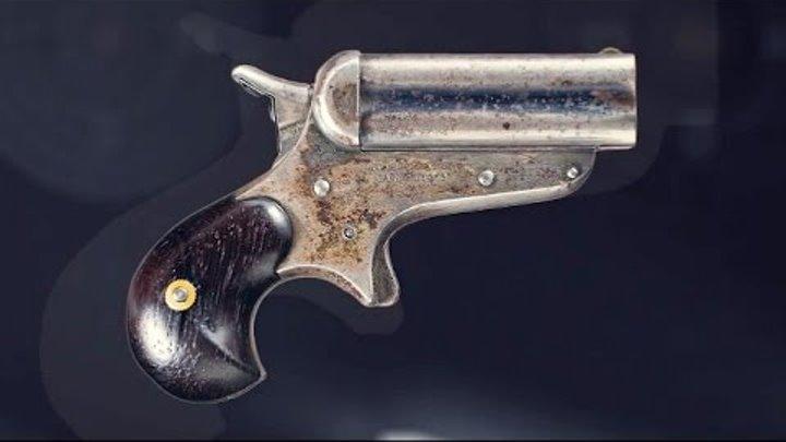 Практическая стрельба из оружия XIX века. Смотри полное видео на канале T24
