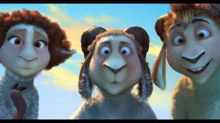 Русский трейлер мультфильма «Волки и овцы»
