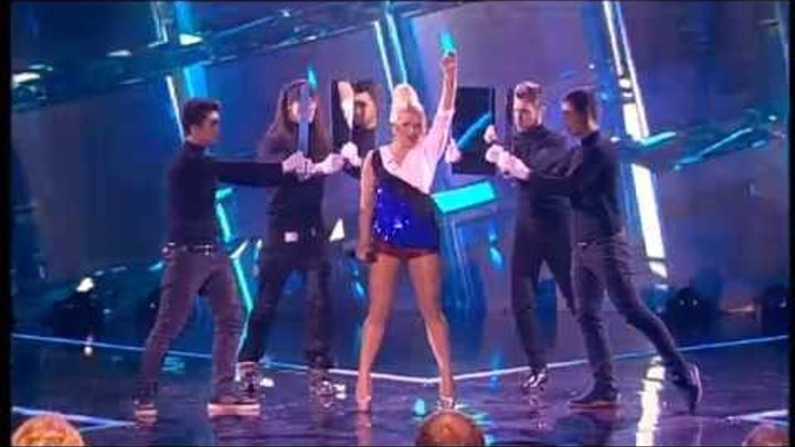 Оксана Устина. X Factor Казахстан. 7 концерт. 16 серия. 5 сезон.