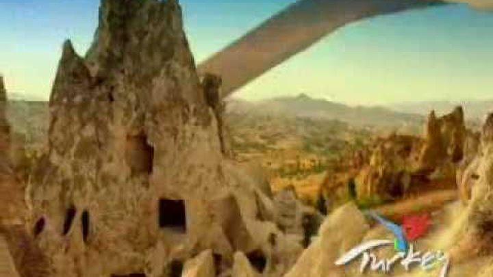 T.C Kültür Turizm Bakanlığı Kapadokya Tanıtım Video.flv