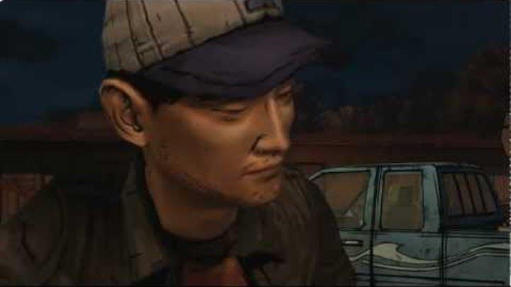 The Walking Dead - Прохождение с переводом. Серия 6