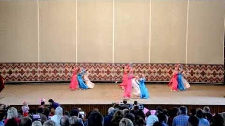 ВДОХНОВЕНИЕ на Отчётном - 2016 - Народный ансамбль танца РАДОСТЬ, г. Днепр