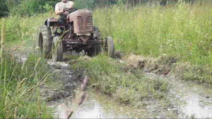 Трактор ХТЗ ДТ 20