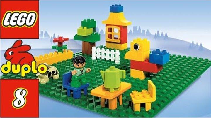 Lego Duplo 8 : Пластина для Лего Дупло 32 х 16 точек 51 х 25.5 см из Китая Aliexpress