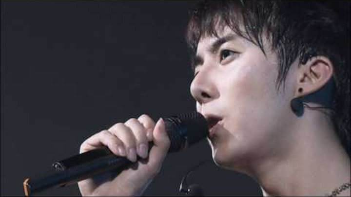SS501 ASIA TOUR PERSONA in JAPAN <Never Again & 僕の頭が悪くて> [HD]