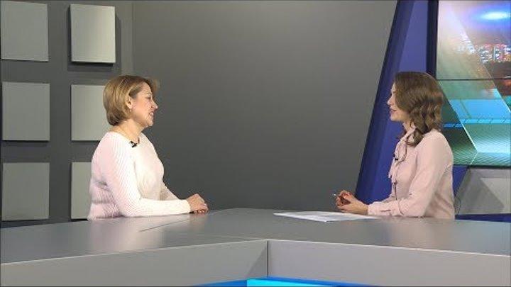 Выбор часового пояса. Гость программы «Вести. Итоги дня» - член инициативной группы Нина Москаленко