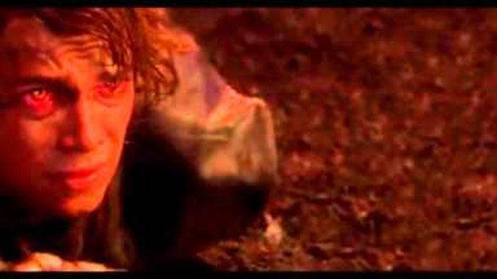 """Звездные войны Эпизод 3 – Месть Ситхов. (СПОЙЛЕР!). """"Смерть"""" Энакина Скайуокера."""