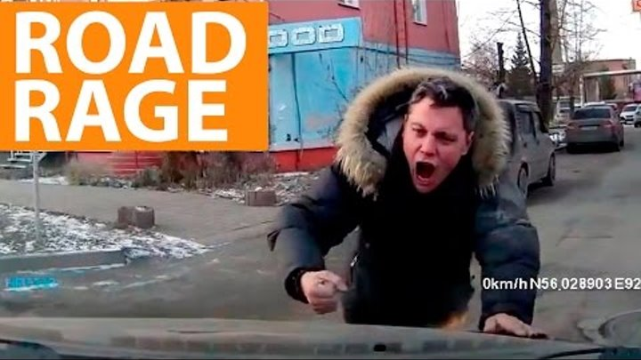 ULTIMATE Russian Road Rage COMPILATION - 2015