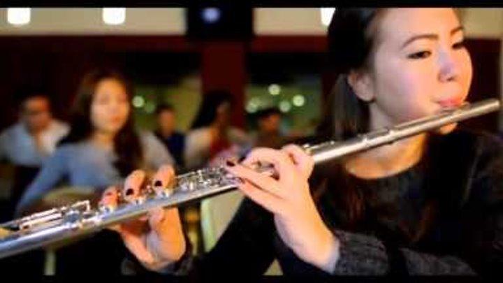 Студенты Nazarbayev University исполняют музыку из Игры Престолов! 5 сезон на Седьмом канале!
