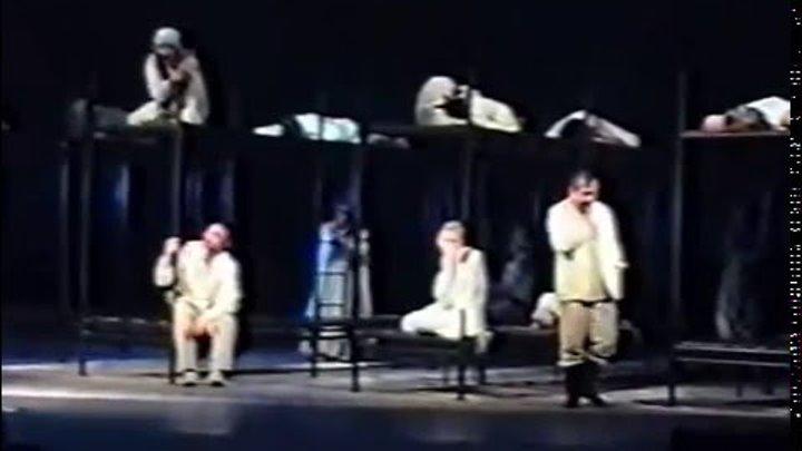 М.Горький. «На дне» (2000, режиссер В.Белякович)