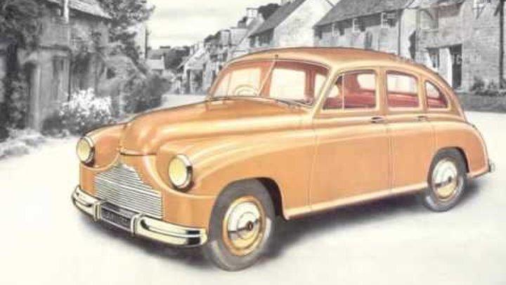 Колёса Страны Советов (7 серия) Автомобили ГАЗ. Легенда среднего класса СССР