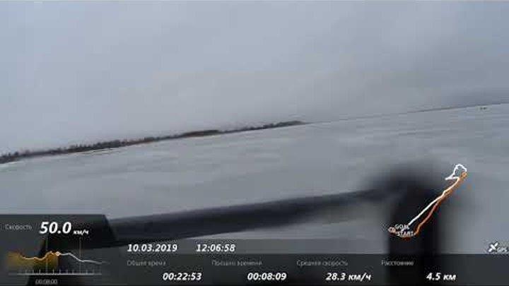 Аэролодка Дракон 350 27S в Красный Яр тестовый выезд