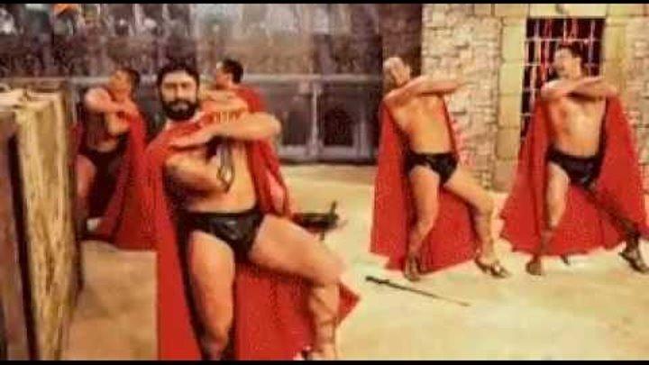 Смотреть порнуху спартанцев