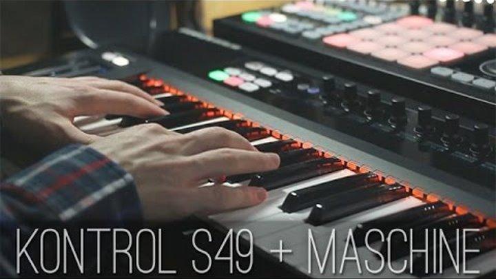 Beatmaking with Komplete Kontrol + Maschine